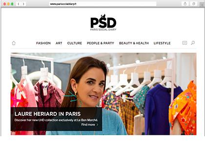 Paris Social Diary